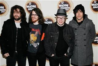 Joe Trohman; Andrew Hurley; Patrick Stump; Pete Wentz