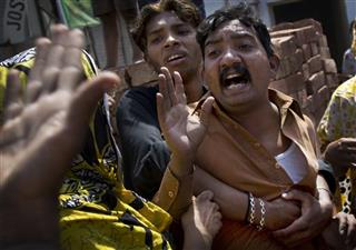 Pakistan Fearful Minorities