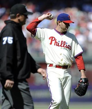 Roy Halladay, Chad Fairchild