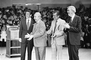 Reagan Raising Money 1976