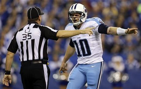 John Hussey, Jake Locker