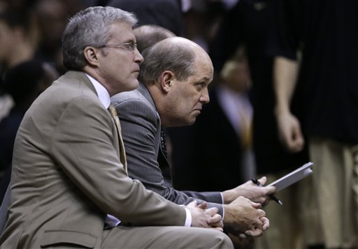 Kevin Stallings, Tom Richardson