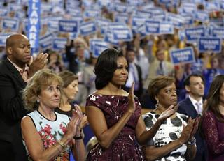 Michelle Obama, Marian Robinson
