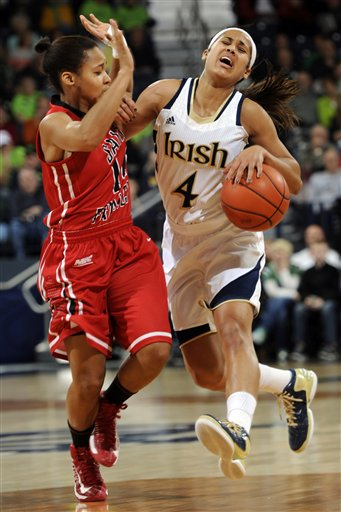 Skylar Diggins,Rebecca Sparks