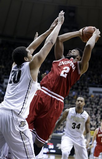 Christian Watford, A.J. Hammons