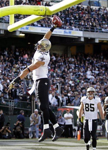 Jimmy Graham, David Thomas