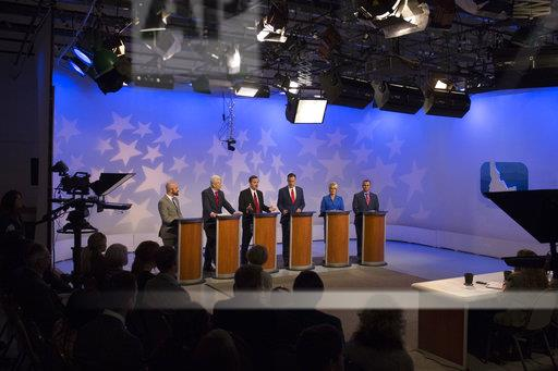 Election 2018 Congressional Debate