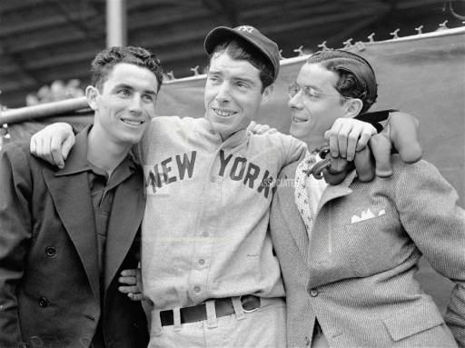 Associated Press Sports New York United States Professional baseball (Other) DIMAGGIO BROTHERS