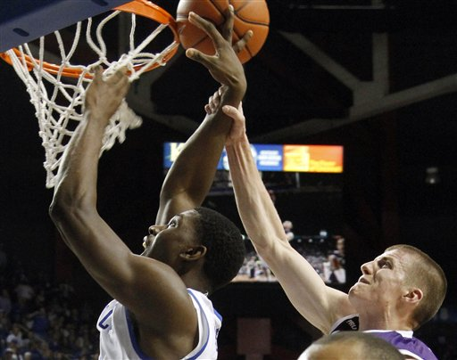 Alex Poythress, David Carr