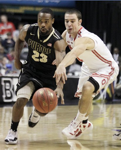 Lewis Jackson, Aaron Craft