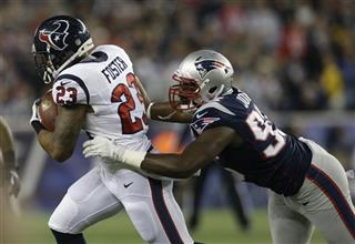 Chandler Jones, Arian Foster