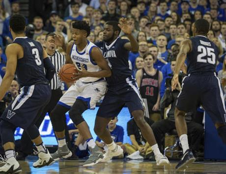 Justin Patton, Eric Paschall
