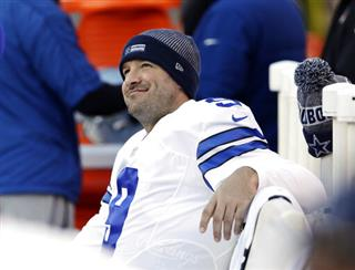 Cowboys Romo Football