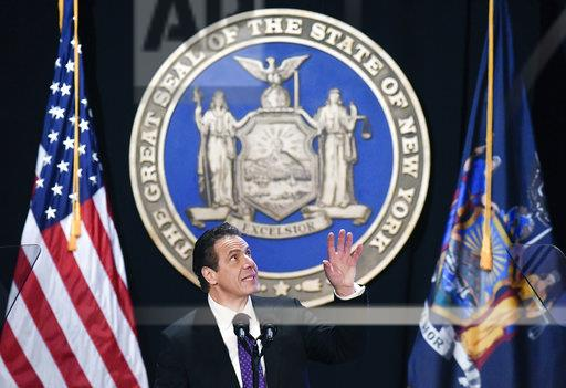 State of the State Cuomo