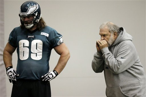 Howard Mudd,  Evan Mathis