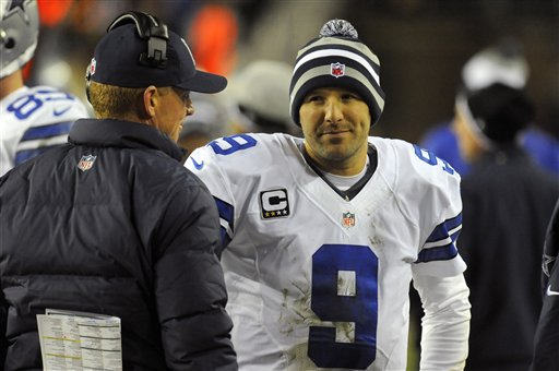 Jason Garrett,Tony Romo