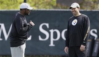 Mike Tomlin, Todd Haley