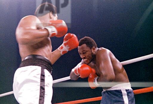 Associated Press Sports Philippines Boxing FRAZIER ALI BOUT