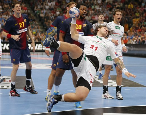 german handball league