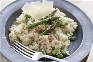 Food-American Table-Pressure Cooker Risotto
