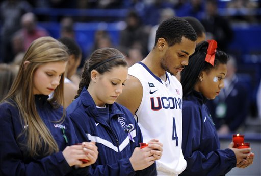 Maryland Eastern Shore UConn Basketball