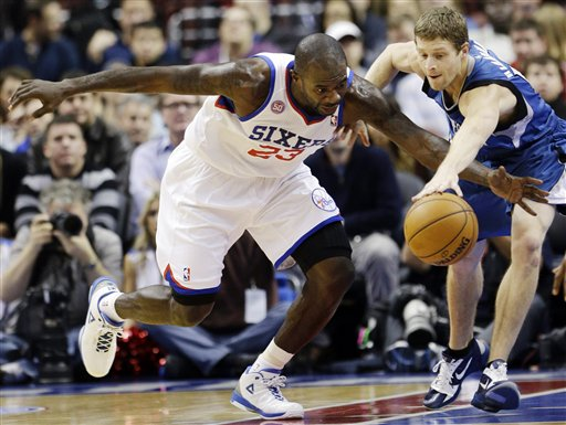 Jason Richardson, Luke Ridnour