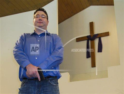 Concealed Carry Churches