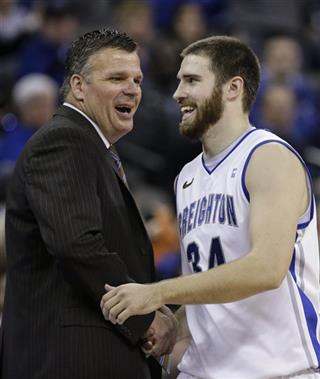 Ethan Wragge, Greg McDermott