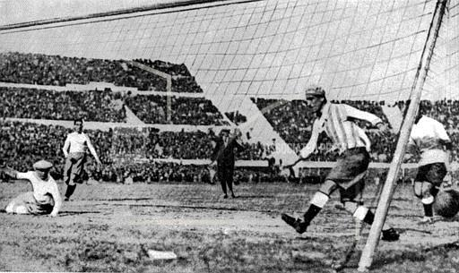 Associated Press Sports Uruguay Soccer WORLD CUP 1930