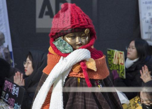 South Korea - Anti-Japan Protest
