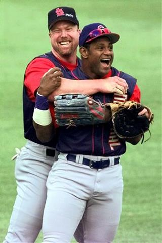Mark McGwire, Sammy Sosa