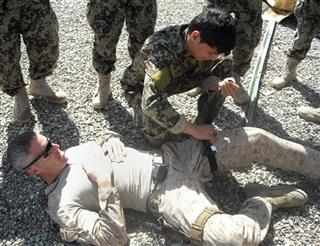 Afghan War The Handoff