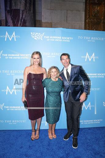 NY: Humane Society of the United States will host its 2019 To the Rescue! New York Gala