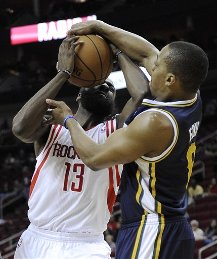 James Harden, Randy Foye
