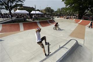 Philadelphia Skateboarding Returns
