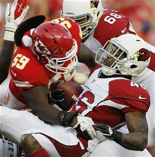 Jovan Belcher,  Alfonso Smith