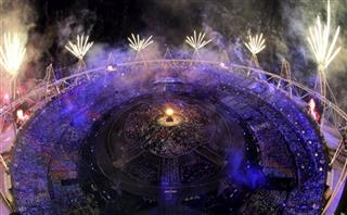 APTOPIX London Olympics Opening Ceremony