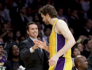 Pau Gasol, Steve Nash