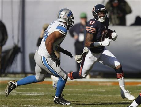 Alshon Jeffery, DeAndre Levy
