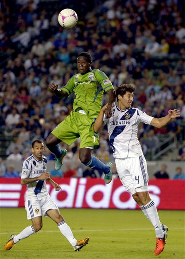 Eddie Johnson, Omar Gonzalez, Juninho