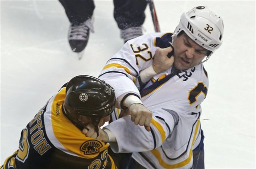 John Scott, Shawn Thornton