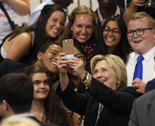 AP Poll Campaign 2016 Young Americans