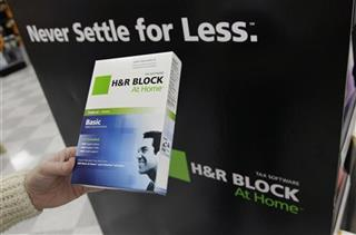 H & R block Earns