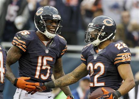 Matt Forte, Brandon Marshall