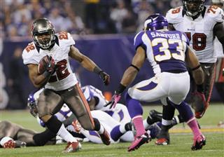 Jamarca Sanford, Doug Martin