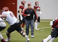 Indiana Allens Turn Football