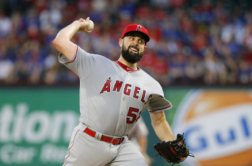 Angels option Shoemaker to Triple-A; gave up 7 runs in 2 1/3