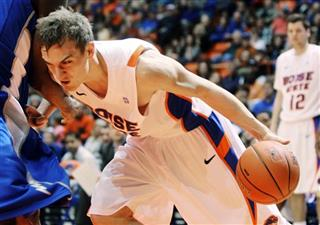 Air Force Boise St Basketball