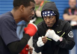 Olympians Debut Boxing