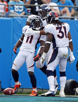 Trindon Holliday, Omar Bolden
